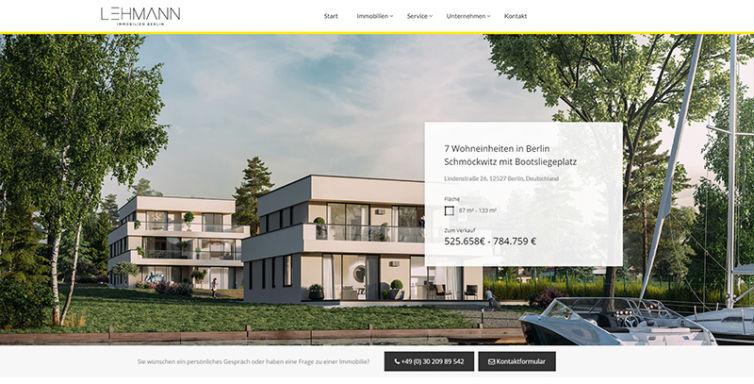 Lehmann Immobilien Berlin
